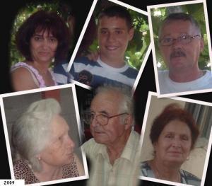 Leo si bunicii