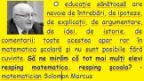 Solomon Marcus citat